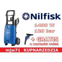 NILFISK - Myjka ciśnieniowa C 120.6-6 X-TRA 1400 W 120 bar + MYJKA DO OKIEN GRATIS