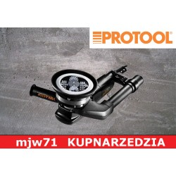 PROTOOL -  Wielozadaniowe urządzenie do ścian, stropów i podłóg RGP 80-11 E