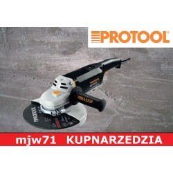 PROTOOL -  Szlifierka kątowa AGP 230-22