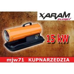 XARAM ENERGY Nagrzewnica olejowa TIGER KING TK-12000 15 kW