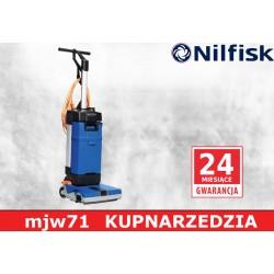 NILFISK - automat szorująco-zbierający  SCRUBTEC 130 E
