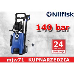 NILFISK - myjka ciśnieniowa z systemem PowerGrip D-PG 140.4 X-TRA