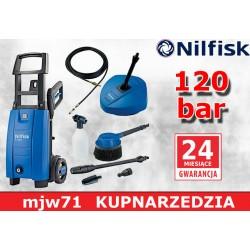 NILFISK - myjka ciśnieniowa C 120.6 X-TRA