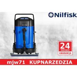 NILFISK - MAXXI II 55 odkurzacz do pracy na sucho i mokro