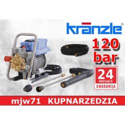 KRANZLE  - MYJKI WYSOKOCIŚNIENIOWE Kränzle HD 7/122 Lanca Dirtkiller