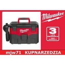 Milwaukee M28VC-0 Heavy Duty odpylacz na mokro/na sucho