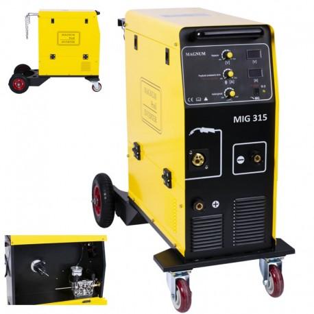 MAGNUM Półautomat spawalniczy MIG 315 MMA
