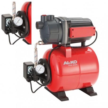 AL-KO hydrofor 600 W HW 604