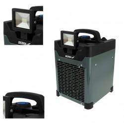DEDRA Nagrzewnica elektryczna 3,3kW Głośnik Bluetooth - Lampa