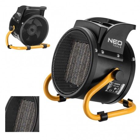 NEO TOOLS Nagrzewnica elektryczna ceramiczna PTC 2kW