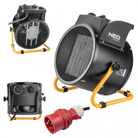 NEO TOOLS Nagrzewnica elektryczna ceramiczna PTC 5kW