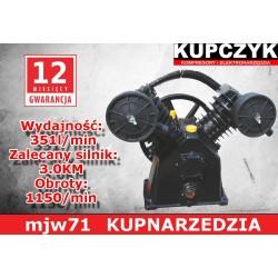 KUPCZYK POMPA SPRĘŻARKOWA V-2065 3KM