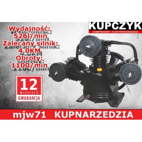 KUPCZYK POMPA SPRĘŻARKOWA W-3065 4KM