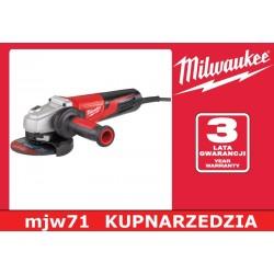 MILWAUKEE SZLIFIERKA KĄTOWA AGV 15-125 XEv - O MOCY 1550W