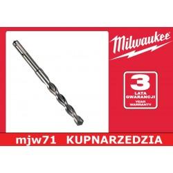 MILWAUKEE WIERTŁO SDS-PLUS MS2 dwu-ostrzowe