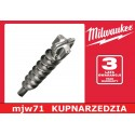 MILWAUKEE WIERTŁO SDS-MAX MS2 - 4 ostrza - 35/370/250
