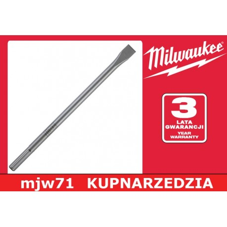 MILWAUKEE DŁUTA SDS-MAX  4932343738