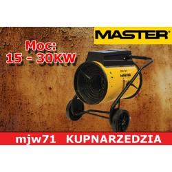 MASTER - Nagrzewnica elektryczna Master 15-30kW