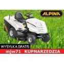 ALPINA TRAKTOR OGRODOWY AT8 102 HCB gratis