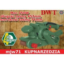 DWT SZLIFIERKA TAŚMOWA BS07-75 V