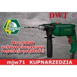 DWT WIERTARKA UDAROWA SBM-500