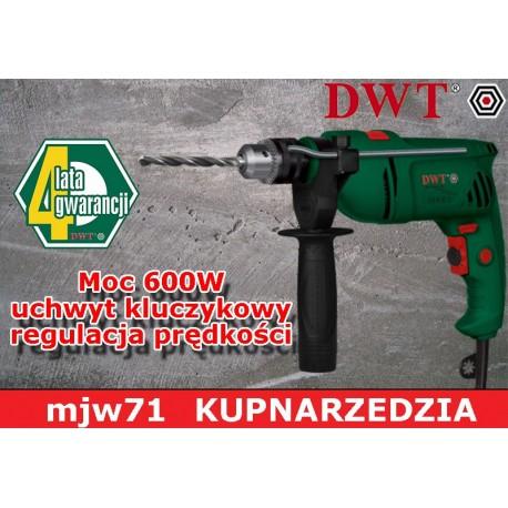DWT WIERTARKA UDAROWA SBM-600