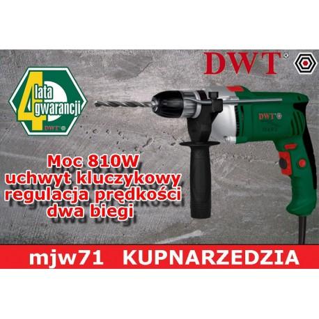 DWT WIERTARKA UDAROWA SBM-810 C