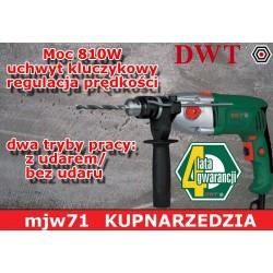 DWT WIERTARKA UDAROWA SBM-810 T
