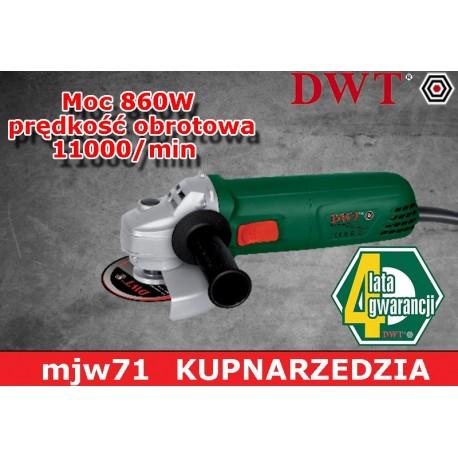 DWT SZLIFIERKA KĄTOWA WS08-125