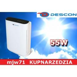 DESCON  - Oczyszczacz powietrza 55W  DA-P055 DEDRA