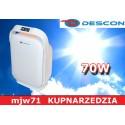 DESCON  - Oczyszczacz powietrza 70W  DA-P070 DEDRA
