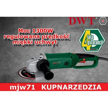 DWT SZLIFIERKA KĄTOWA WS13-180 DV