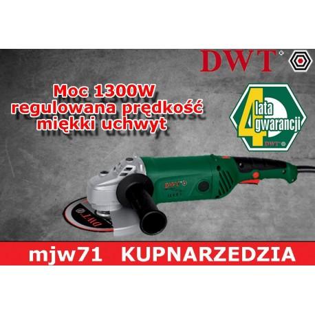 DWT SZLIFIERKA KĄTOWA WS13-180 TV
