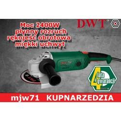 DWT SZLIFIERKA KĄTOWA WS24-230 T
