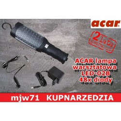 ACAR EASY LAMPA WARSZTATOWA LED-02B