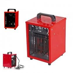 DEDRA - Nagrzewnica elektryczna 2kW - DED9920