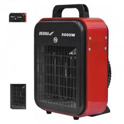 DEDRA  nagrzewnica elektryczna 5kW DED9922B 5000W