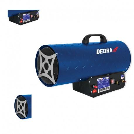 DEDRA - Nagrzewnica gazowa z regulacją mocy 30-50kW - DED9945