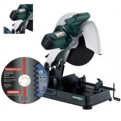 Metabo Przecinarka do metalu CS 23-355, 2300 W Z tarczą Flexiamant Super
