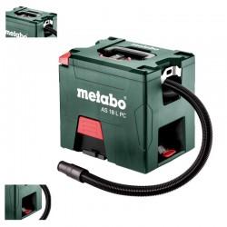METABO - AS 18 L PC  Odkurzacz akumulatorowy