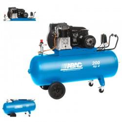 ABAC - Sprężarka kompresor tłokowy PRO B4900 200 CT4