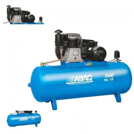 ABAC - Sprężarka kompresor tłokowy PRO B7000 500 FT7,5