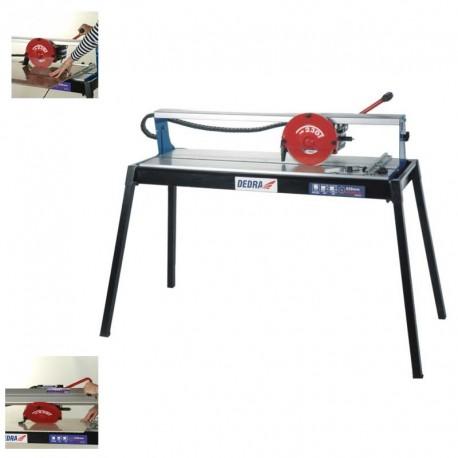 DEDRA - Przecinarka do płytek glazurniczych 800W, dł. cięcia 930mm