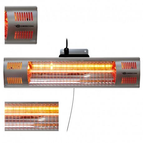 DESCON Promiennik ciepła podczerwieni 1500W DA-IR1500