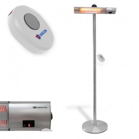 DESCON Promiennik ciepła podczerwieni 2000W DA-IR2000RS