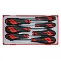 TENGTOOLS 7-elementowy Zestaw wkrętaków Teng Tools TT917N