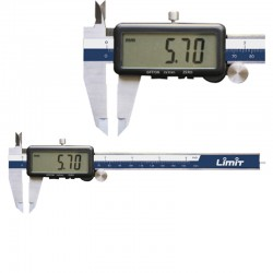LIMIT suwmiarka cyfrowa z dużym wyświetlaczem 150 MM