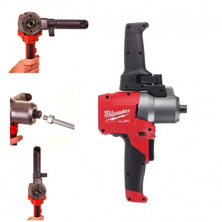 MILWAUKEE  M18 FUEL Mieszarka